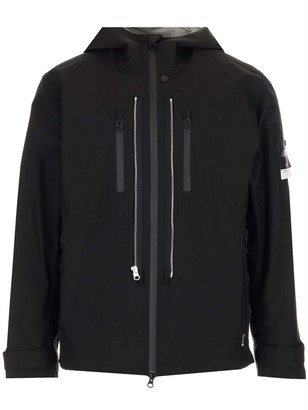 Stone Island Shadow Project Hooded Shell Jacket