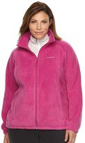 Columbia Plus Size Three Lakes Fleece Jacket