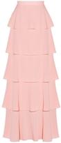 Andrew Gn Multi Layered Skirt