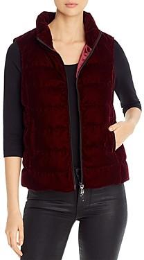 Fillmore Velvet Down Puffer Vest