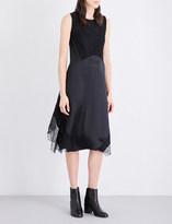 Belstaff Jasmine silk-satin dress