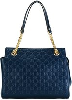 Gucci Signature Soft tote - women - Leather - One Size