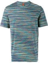 Missoni striped t-shirt - men - Cotton - XXL