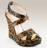 'Penny' Wedge Sandal