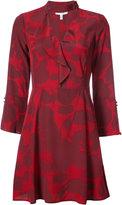 Derek Lam 10 Crosby abstract floral print dress