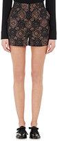 A.L.C. Women's Jacquard Rudd Shorts-Black Size 10