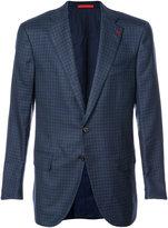 Isaia classic blazer - men - Silk/Cashmere - 50