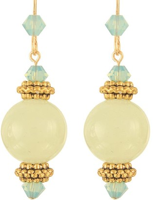 Ardent Designs Lime Drop Earrings