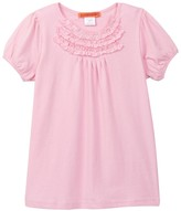 Funkyberry Ruffle Tee (Toddler, Little Girls, & Big Girls)