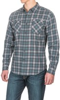 Gramicci Burner Flannel Shirt - Long Sleeve (For Men)