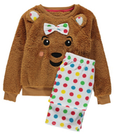 George Children in Need Blush Pyjamas