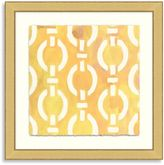 Bed Bath & Beyond Ikat Collection Framed Art 5