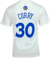 adidas Men's Golden State Warriors Stephen Curry Player T-Shirt