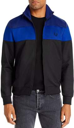 Fred Perry Color-Block Track Jacket