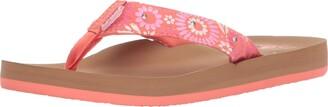 Reef Girl's Little AHI Lights Sandal
