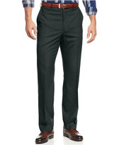MICHAEL Michael Kors Solid Classic-Fit Stretch Dress Pants