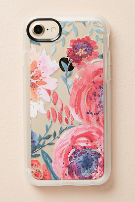 Casetify Sweet Petals iPhone Case By in Pink Size L