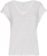 Velvet by Graham & Spencer Romana linen T-shirt