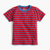 J.Crew Boys' bright striped T-shirt