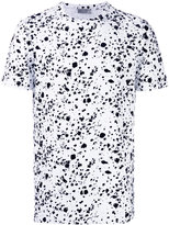 Christian Dior all over print T-shirt - men - Cotton - L