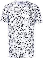 Christian Dior all over print T-shirt