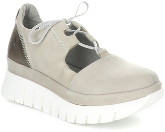Fly London Bump Leather Comfort Sneaker