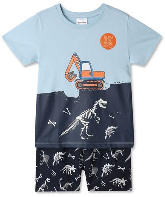 Milkshake Dino Digger Pyjamas