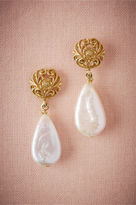 BHLDN Vermeil Teardrop Earrings
