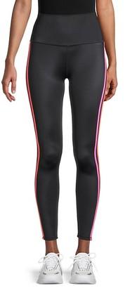 Wear It To Heart Double Striped Leggings