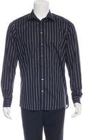 Sand Striped Woven Shirt