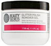 Beauty Secrets Glitter Polish Remover Gel