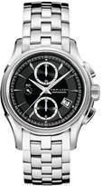 Hamilton Mens Jazzmaster Auto Chrono Stainless Steel Watch
