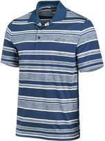 Greg Norman for Tasso Elba Men's Heathered Striped Polo, Created for Macy's