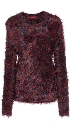 Sies Marjan Ange Brushed-Knit Sweater