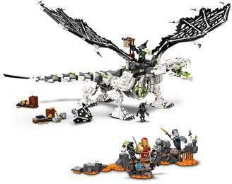 Lego Ninjago 71721 Skull Sorcerer's Dragon 2in1 Build & Board Game