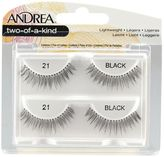 Andrea Twin Pack Two of a Kind #21 Lashes