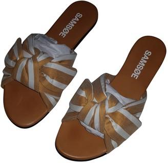 Samsoe & Samsoe Multicolour Plastic Sandals