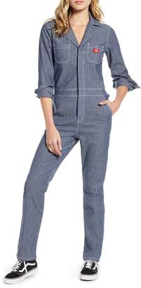 Dickies Herringbone Jumpsuit