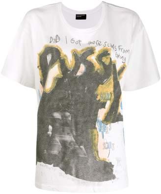 Enfants Riches Deprimes graphic print relaxed-fit T-shirt