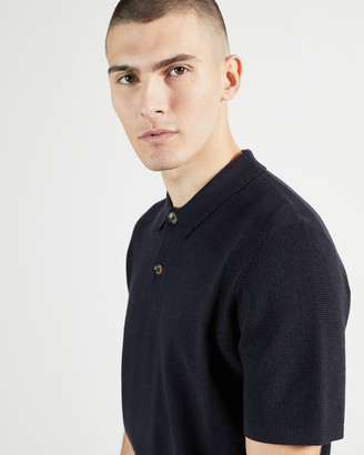 Ted Baker BUMP SS Knitted Polo