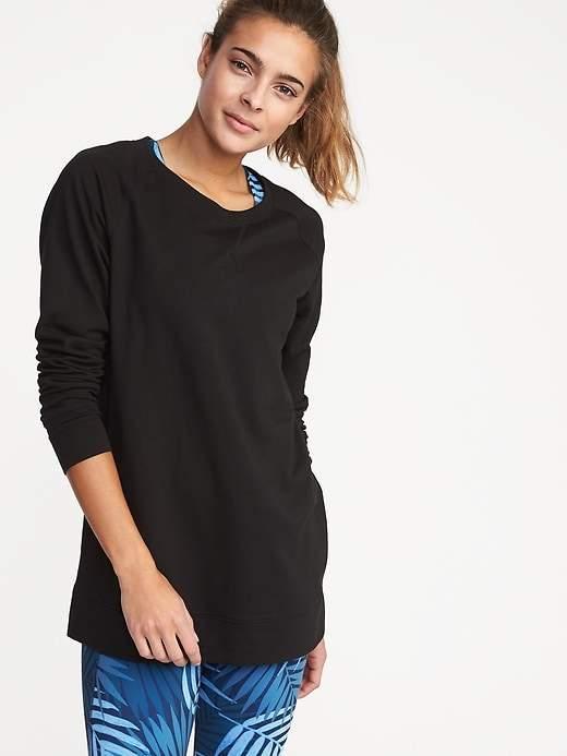 13e4b0ff3a7 Fleece Tunic - ShopStyle