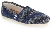 Toms Women's 'Classic Knit' Slip-On