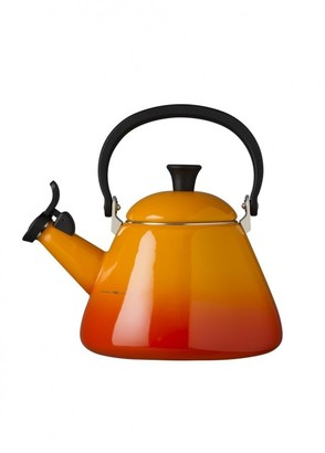 Le Creuset Kone Kettle With Fixed Whistle 1.6l Volcanic