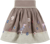 Monsoon Patchwork Pooch Skirt
