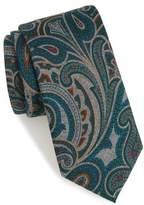 Nordstrom Men's Melange Paisley Tie