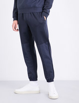 Armani Jeans Neoprene panelled jogging bottoms