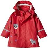 Sterntaler Unisex Baby Non-Lined Cape Short Sleeve Raincoat,One Size (Manufacturer Size:80)