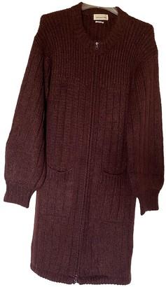 Etoile Isabel Marant Burgundy Wool Knitwear for Women