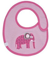 Lassig Waterproof Bib, Wildlife Elephant, Small by