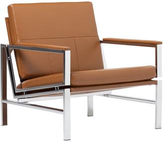 Studio Designs Atlas Leather Lounge Chair
